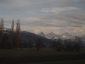Basel to Zermatt